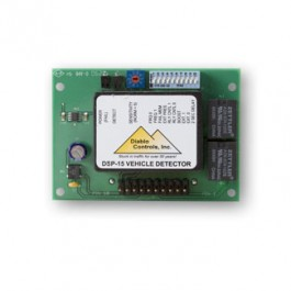 DSP-15 Vehicle Loop Detector - FAAC 2664