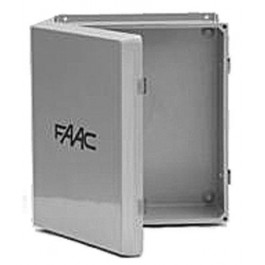 Model FG 14x16 Fiberglass Enclosure - FAAC 3312