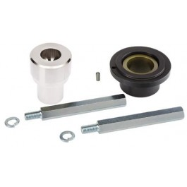 Splined Shaft Collar with Mounting Bolts - FAAC 390972