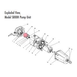 0.5 LT 10010 Pump (Highlighted Part Only)