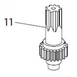 Pinion for 750 - FAAC 7192465