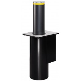 J200 HA 600 Automatic Retractable Bollard for Traffic Control in Painted Steel - FAAC 116500