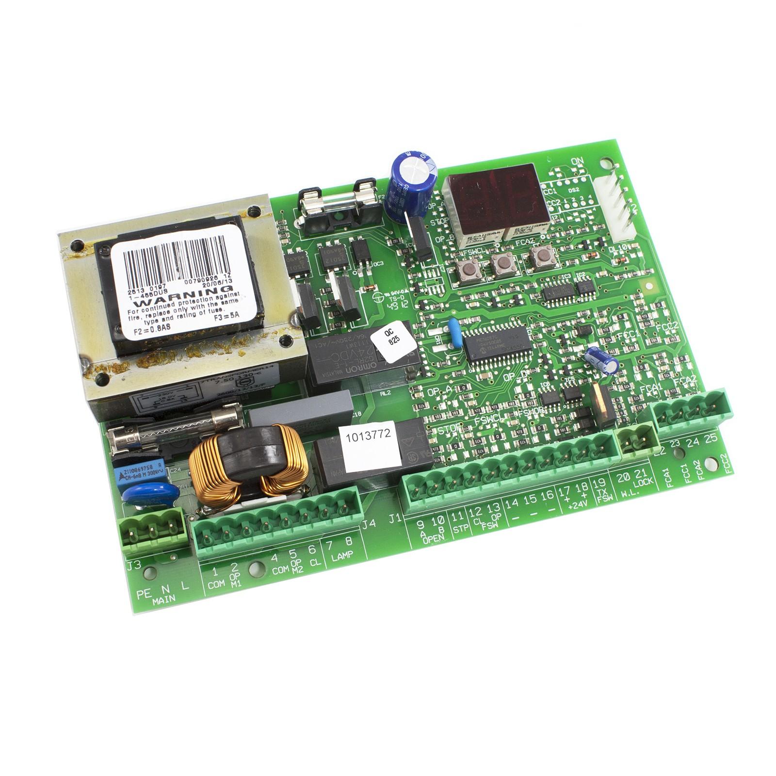 Faac 455d Control Board 115v Faac 790919 Fast Gate