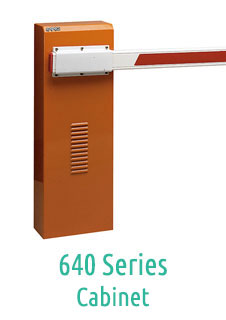 FAAC 640 Barrier Operator Cabinet Parts