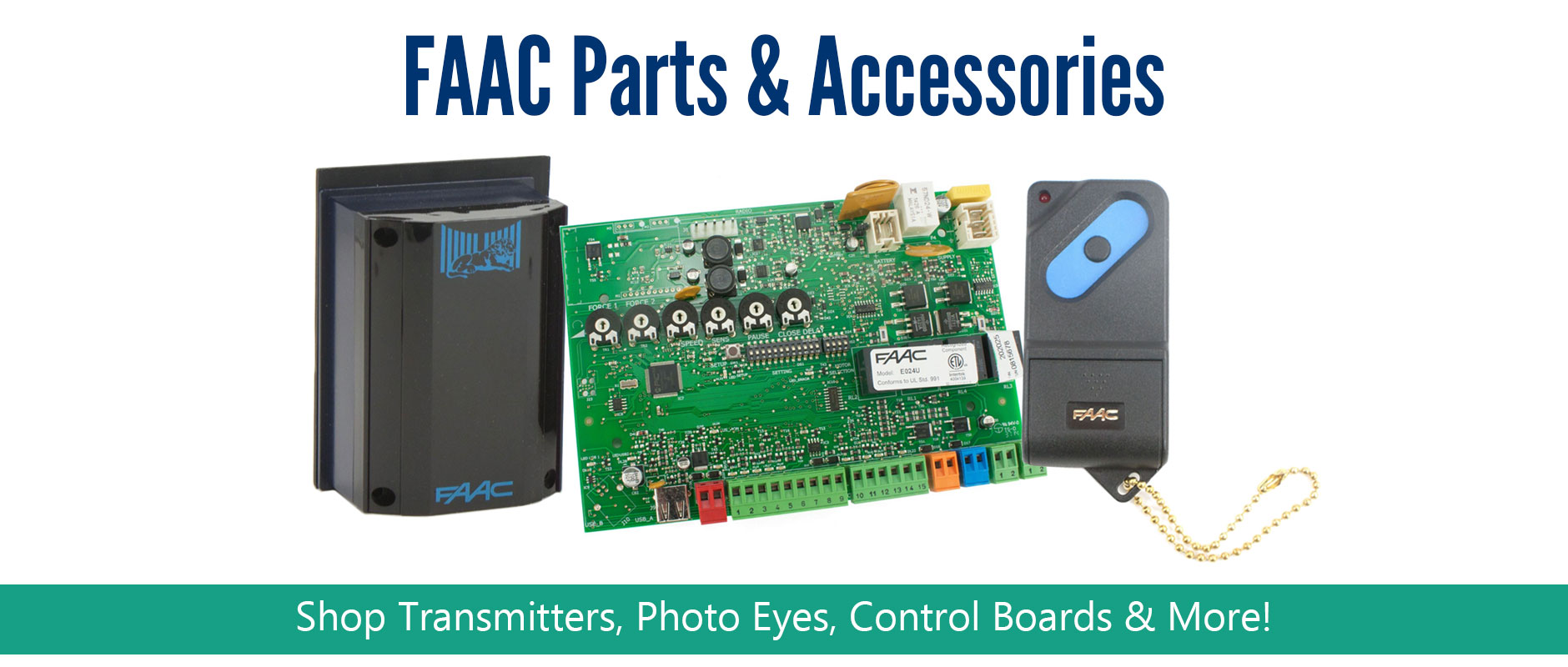 FAAC Accessories